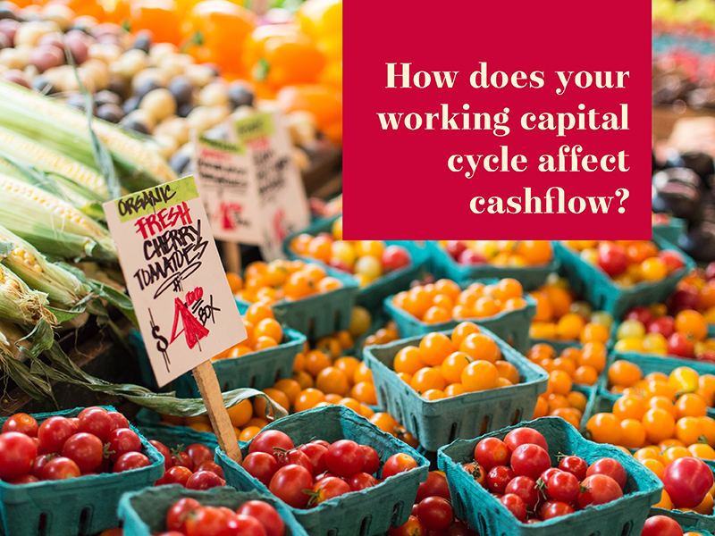 What is a working capital cycle?